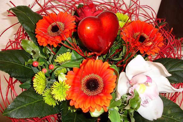 Conserver plus longtemps un bouquet de fleurs coupées