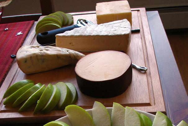 Couper les fromages