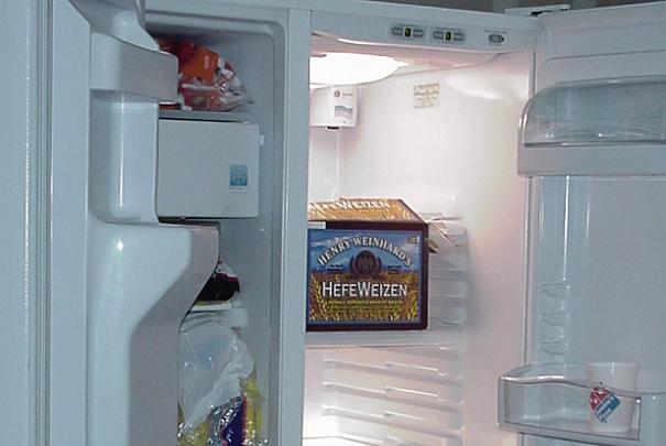 Nettoyer le réfrigérateur