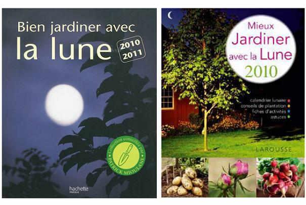 les livres en dition 2010 pour bien jardiner avec la lune. Black Bedroom Furniture Sets. Home Design Ideas