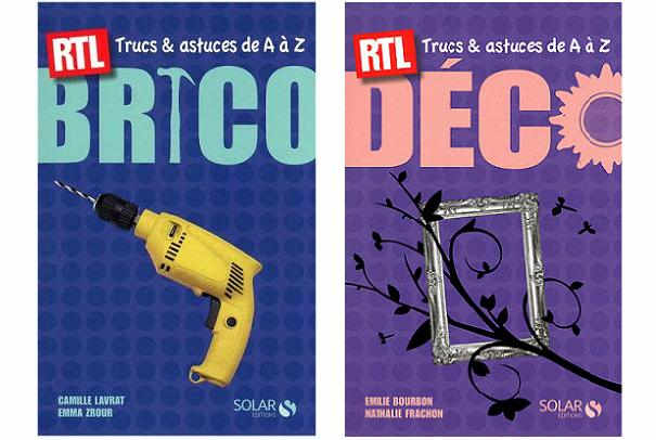 Trucs et astuces de bricolage et de décoration présentés par RTL