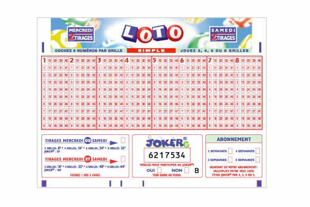 Outil pour vérifier rapidement si les numéros du loto joués sont gagnants