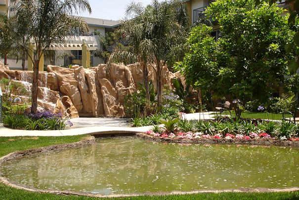 Autorisation préfectorale requise pour la création d'un bassin de jardin