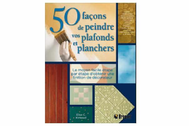 livre_50_facons_peindre_plafond_plancher
