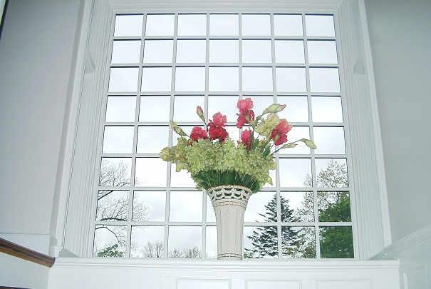 Obtenir une finition parfaite de la peinture des fenêtres