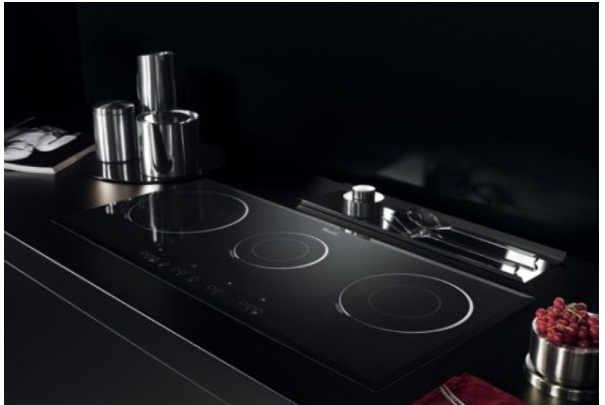 Choisir une plaque de cuisson - Plan de travail plaque cuisson ...