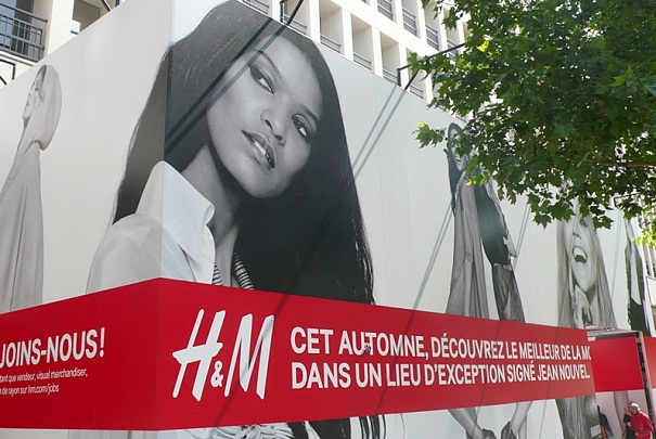 Ouverture Du Plus Grand Magasin H M Du Monde Le 6 Octobre