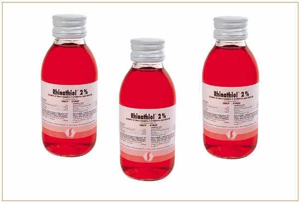 Avis de contre-indication des sirops antihistaminiques H1