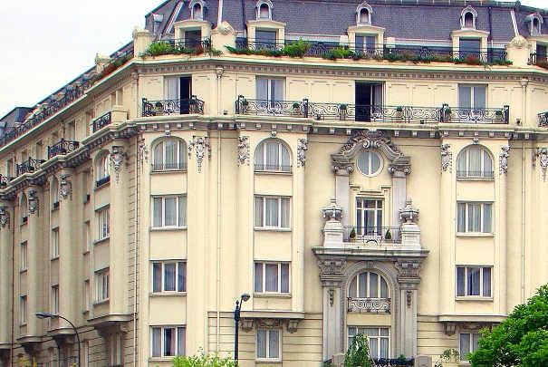 Prix des appartements et des maisons en r gion parisienne for Garage opel region parisienne