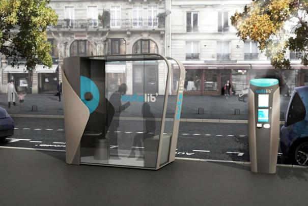 les voitures lectriques en libre service autolib arrivent paris. Black Bedroom Furniture Sets. Home Design Ideas