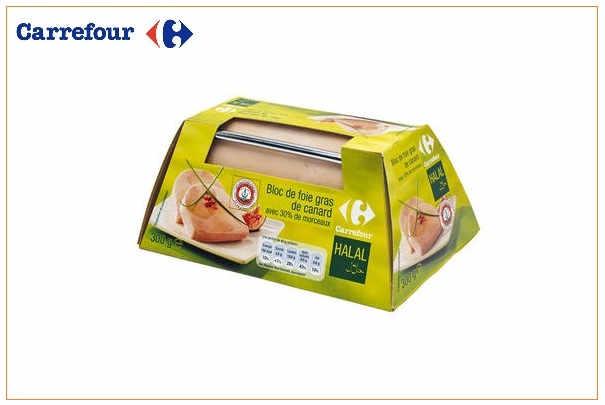 Carrefour mise sur sa nouvelle gamme halal festive - Credit carrefour papier a fournir ...
