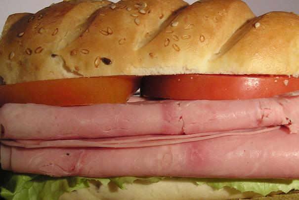 Hausse de 1,26 % en 2013 du classique sandwich jambon-beurre