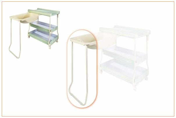 Table Langer Adaptable Baignoire