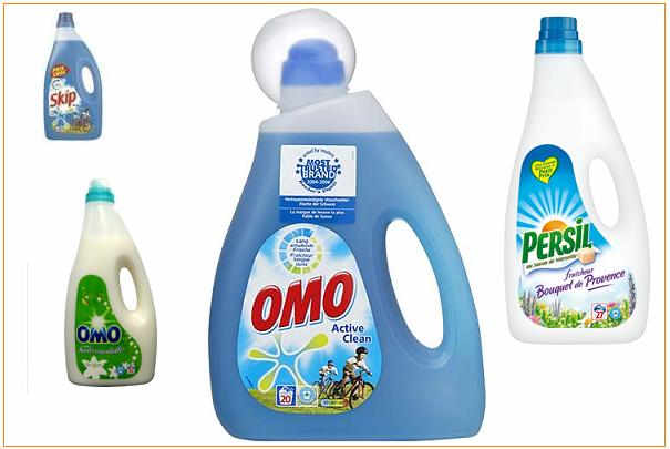 lessives_liquides_unilever_omo_skip_persil