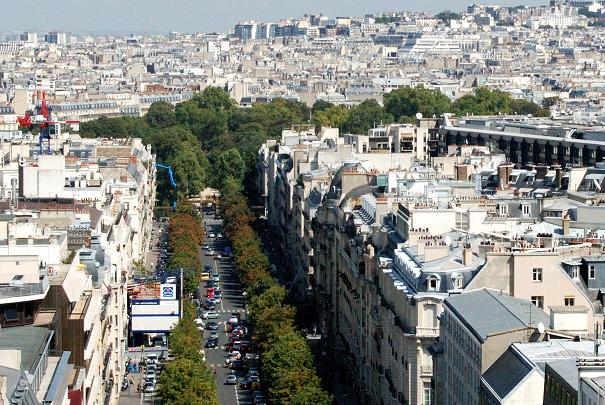 Prix des appartements anciens par arrondissement de paris - Prix metre carre paris 15 ...