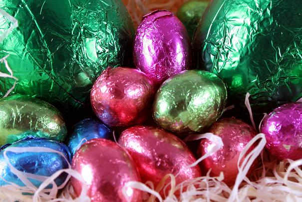 Joyeuses Pâques à tous nos lecteurs !