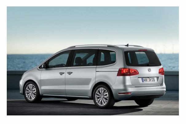 rappel de v hicules volkswagen sharan mod les 2011 et 2012. Black Bedroom Furniture Sets. Home Design Ideas