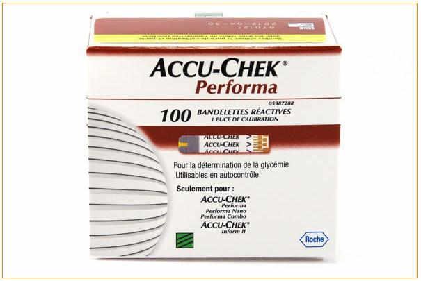 rappel_bandelettes_accu_chek_performa_lecteur_glycemie