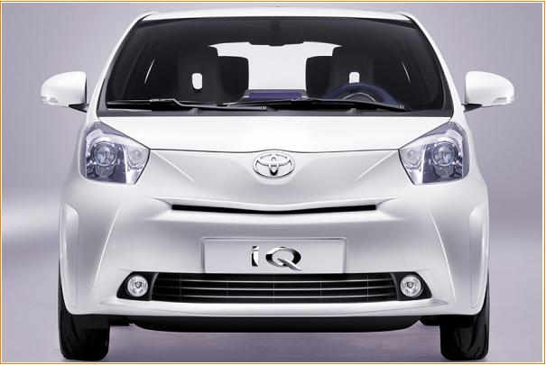 rappel de v hicules toyota iq mod les 2008 2010. Black Bedroom Furniture Sets. Home Design Ideas