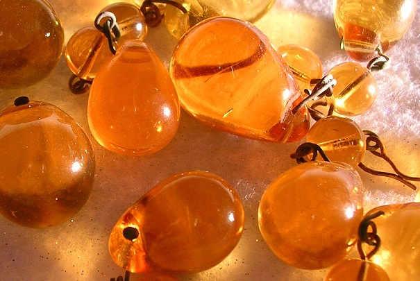 Comment faire briller l'ambre ?