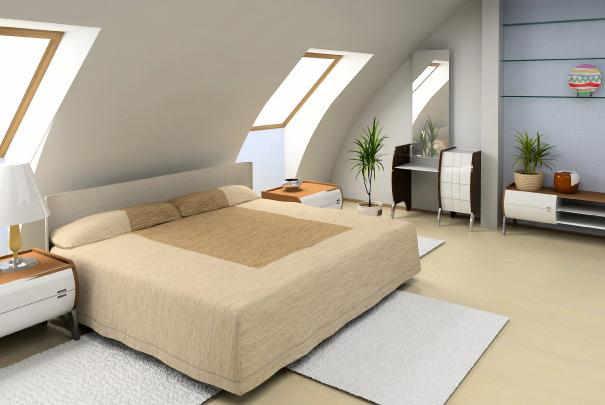 Acheter un logement atypique for Appartement sous les combles