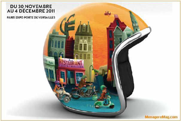 Salon de la moto du 30 novembre au 4 d cembre 2011 paris for Salon porte de versailles 5 et 6 fevrier