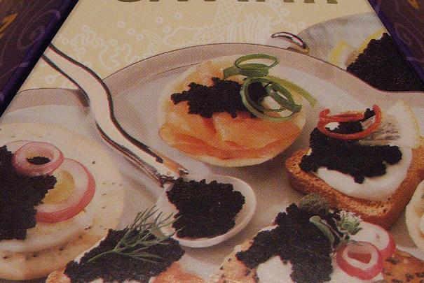 Choisir et déguster le caviar d'esturgeon
