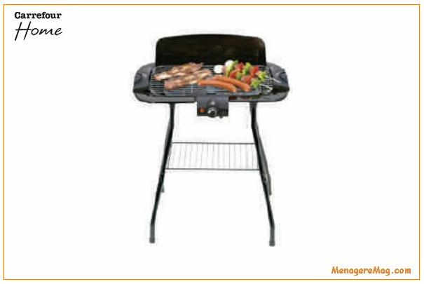 rappel de barbecues planchas lectriques de marque carrefour home. Black Bedroom Furniture Sets. Home Design Ideas