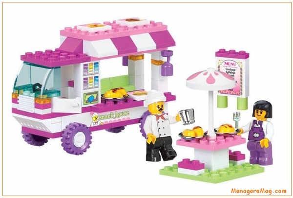 Lancement le 11 janvier 2012 des premiers lego d di es aux petites filles - Jeux lego friends gratuit ...