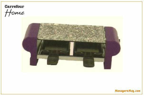 rappel d appareils lectriques raclette duo de marque. Black Bedroom Furniture Sets. Home Design Ideas