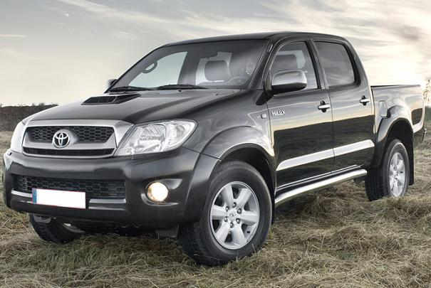 rappel de v hicules toyota hilux mod les 2011 et 2012. Black Bedroom Furniture Sets. Home Design Ideas