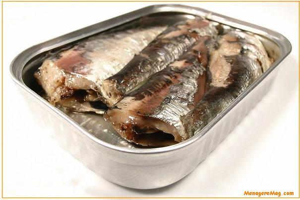rappel de sardines en bo te la tomate pouce vendues chez auchan et simply market. Black Bedroom Furniture Sets. Home Design Ideas