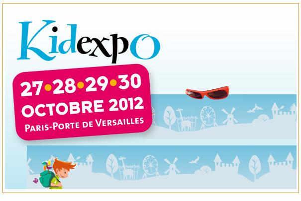 Salon kidexpo du 27 au 30 octobre 2012 paris porte de for Salon du bien etre porte de versailles