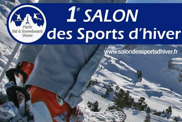 Salon des sports d hiver paris porte de versailles du 2 for Salon porte de versailles hall 4