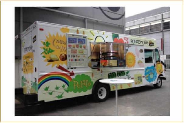 Festival des Food Trucks du 12 mai au 12 juillet 2014 dans 3 gares parisiennes