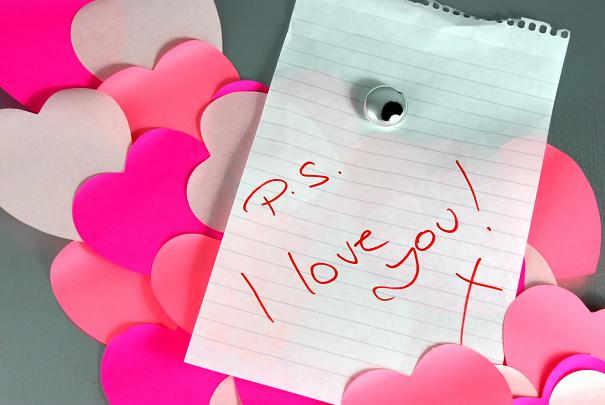 Ecrire Je t'aime à l'international
