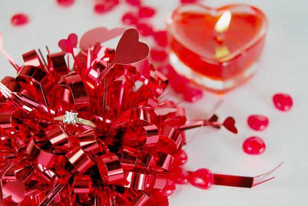 Mettre en valeur sa table de la Saint-Valentin