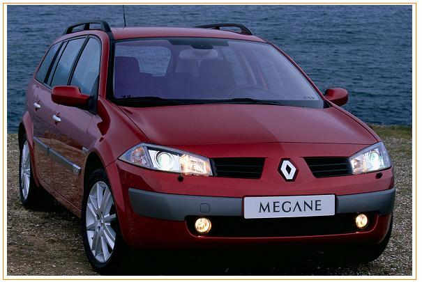rappel de v hicules break renault megane ii estate mod les 2003 2008. Black Bedroom Furniture Sets. Home Design Ideas