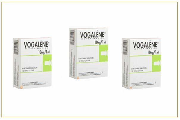 Rappel de médicaments Vogalène 10 mg/1ml du Laboratoire