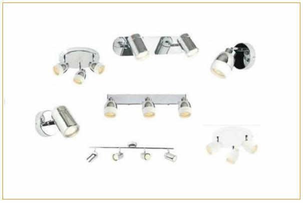 Rappel de luminaires pour salles de bain tinsel et polaris for Plafonnier salle de bain leroy merlin