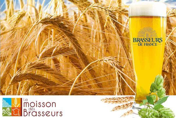 La Moisson des brasseurs du 27 au 29 juin 2014 partout en France
