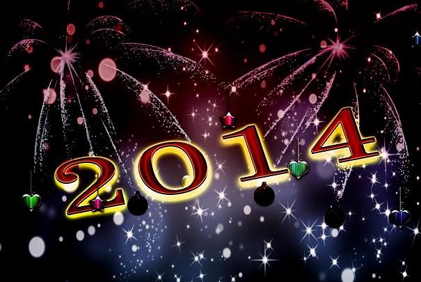 Bonne Année 2014 à tous !