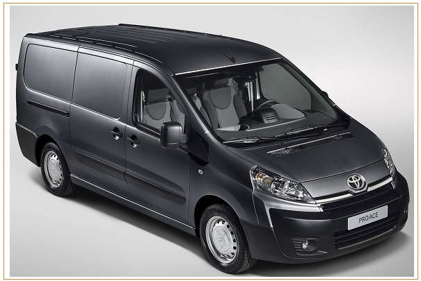rappel de v hicules toyota proace. Black Bedroom Furniture Sets. Home Design Ideas