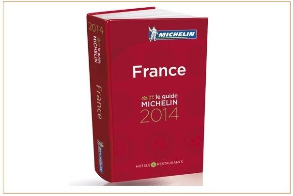 Sortie du Guide Michelin 2014 des meilleures tables étoilées de France