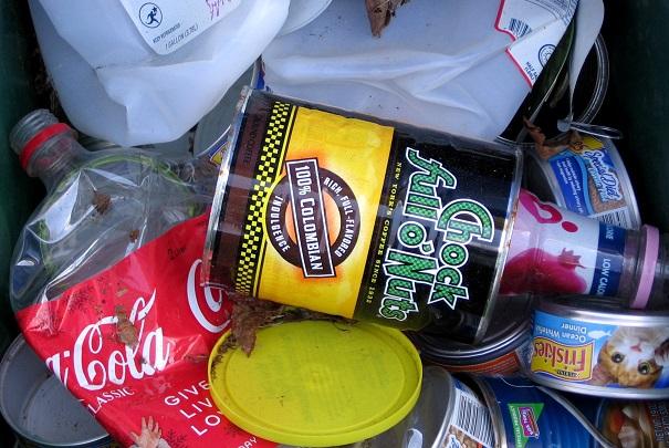 Chaque Francilien produit 472 kg de déchets ménagers par an
