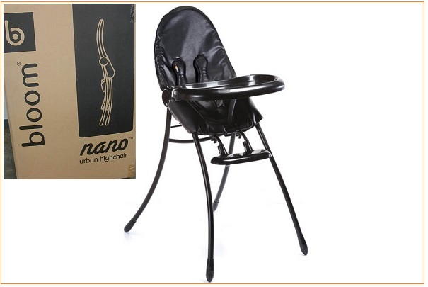 rappel de chaises hautes pour b b nano de marque bloom. Black Bedroom Furniture Sets. Home Design Ideas
