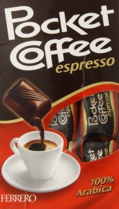 acheter les Pocket coffee de Ferrero parfum espresso en ligne