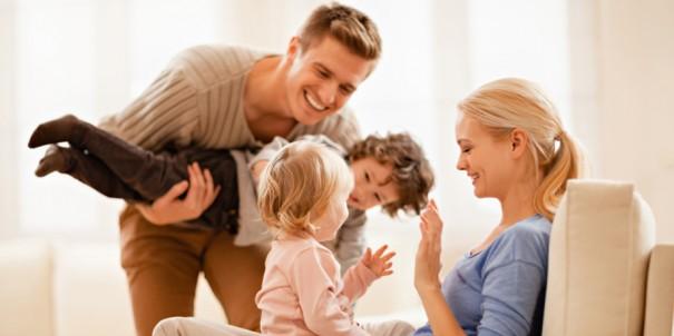 6 secrets des familles heureuses